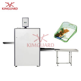 China High Precision Suitcase X Ray Baggage Scanner , Court Luggage Detector X Ray Security Systems supplier