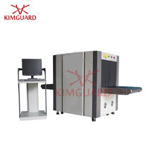 China Parcel X Ray Baggage Scanner Railway Station , Security Checking Machine Load 170kg  K6550 supplier