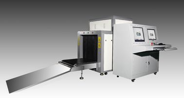China Dual Energy 	Luggage X Ray Machine , Security Airport Baggage Scanning Equipment supplier