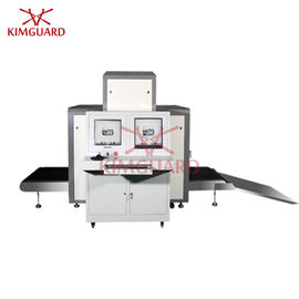 China Large Airport Baggage X Ray Security Scanner Machine Low Radiation In Bus Station supplier