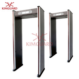 China Gun Detection metal detector security doors for Exhibition high sensitivity supplier