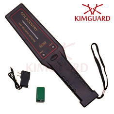 China Airport Security Guard Metal Detector Wand Woodworking , Super Body Scanner Reliable supplier