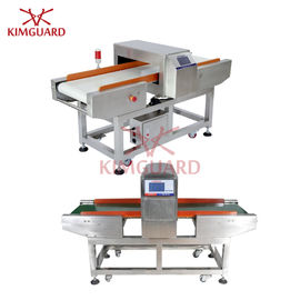 China Touch Screen Conveyor Type Needle Metal Detector Food Safety For Dry Seafood supplier