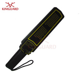 China Rechargeable Hand Held Metal Detectors For Woodworkers Led Indicate 9v Battery supplier