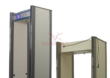 China Advanced Technology Full Body Metal Detectors In Malls Easy Assembly For Bilingual System K645 supplier