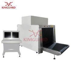 China Train Station Luggage X Ray Baggage Machine Security Inspection System 200kg Load supplier