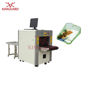 China Small Tunnel X Ray Baggage Inspection System For Metro Station Security Check K5030a distributor