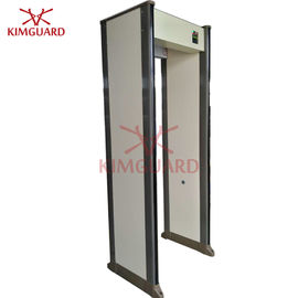 China 33 Zone Airport  Archway Security Metal Detectors Security Screening Waterproof factory