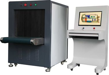 China Metro Checkpoints Security Airport Baggage Scanning Equipment Reliable K6550 CE ROHS distributor