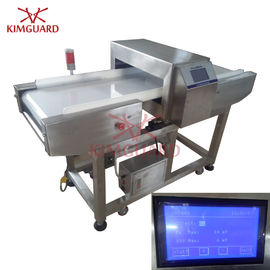 China Professional Magnetic Metal Detector Food Processing 25m / Min Transfer 25kg Load factory