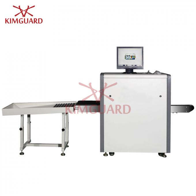 High Precision Suitcase X Ray Baggage Scanner , Court Luggage Detector X Ray Security Systems