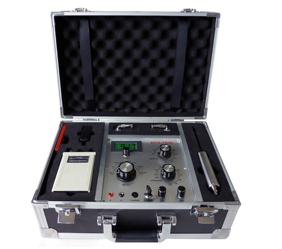 Diamond Deep  Underground Metal Detector Treasure Scanner With Battery Charger EPX7500