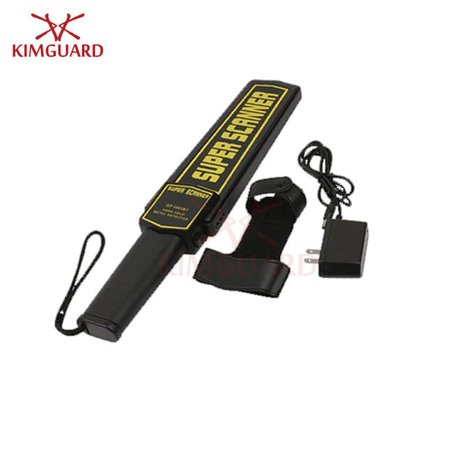 Rechargeable Hand Held Metal Detectors For Woodworkers Led Indicate 9v Battery