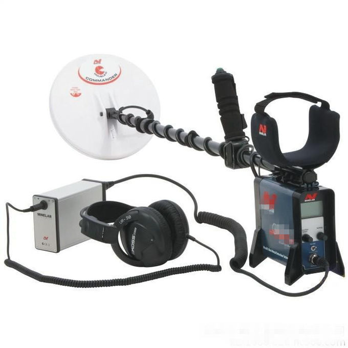 High Tech Deep Sensitive Underground Metal Detector Under Earth  For Gold And Silver Only