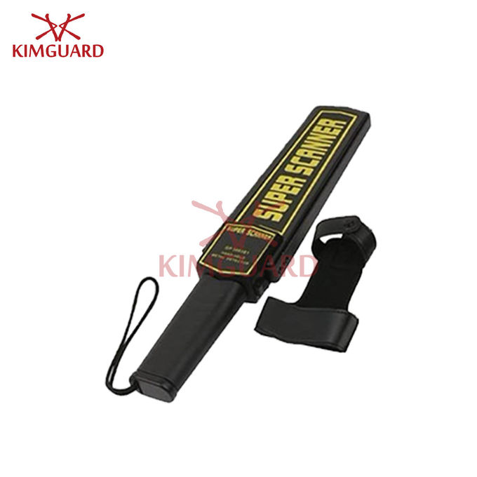Strong Personal Hand Held Security Metal Detectors For Reclaimed Lumber Yellow Light